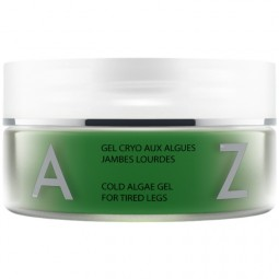 Cold Algae Gel for tired legs